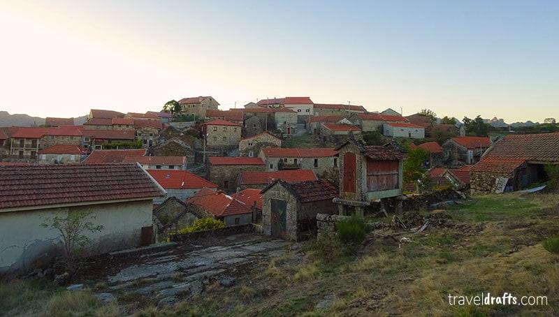 Melhores aldeias do Geres