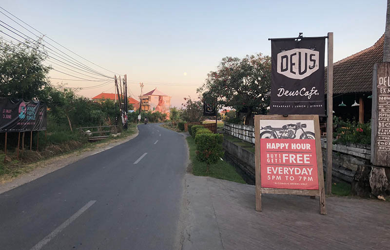 cool things to do in Bali