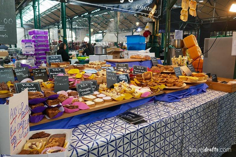 St. George's Market in Belfast, Northern Ireland Guide