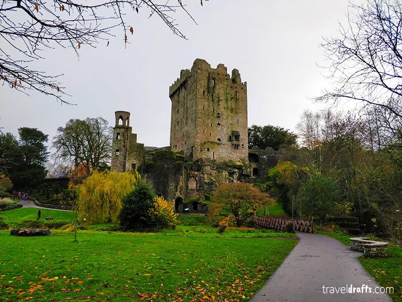 famous historic landmarks in Ireland