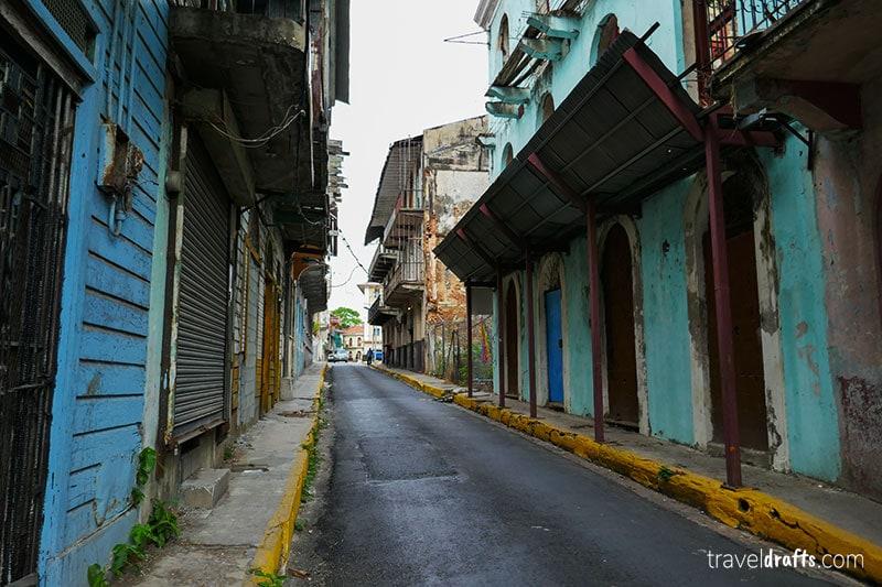coisas para fazer na cidade do Panama - ir ao casco viejo