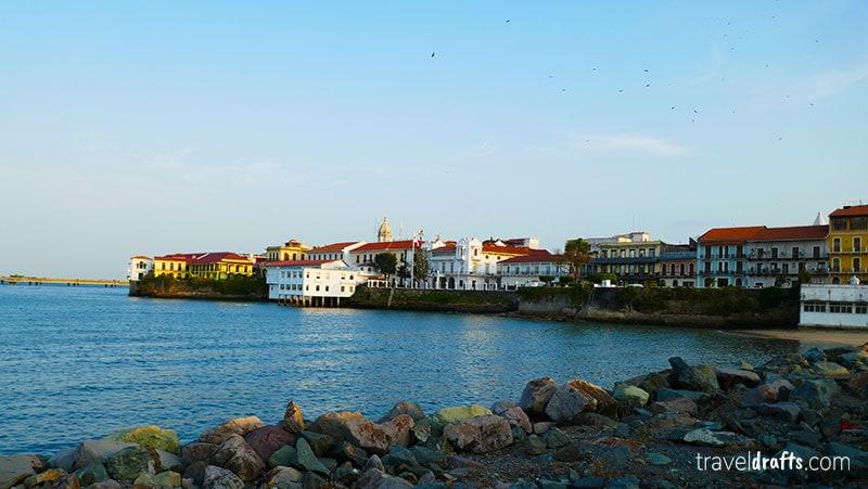 Panamá Viajar - casco viejo