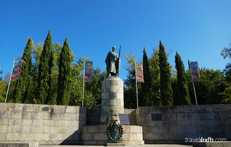 D. Afonso Henriques Guimaraes