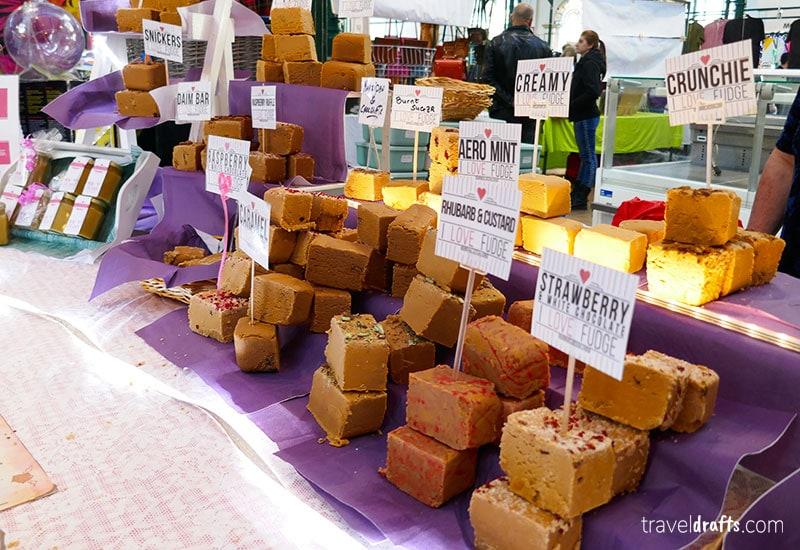 Irish deserts fudge - what to know about travel to Ireland