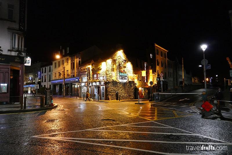 Pub in Galway, Ireland