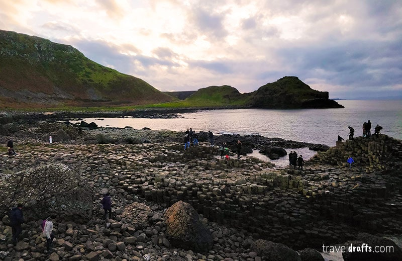 Giant's Causeway  UNESCO Heritage site