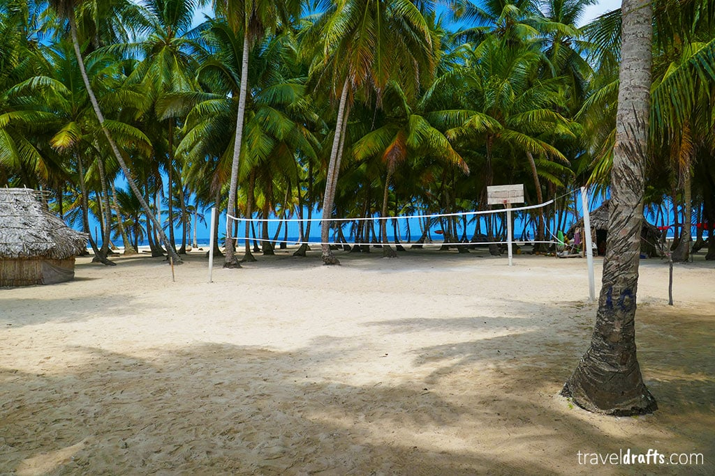 How to go to San Blas