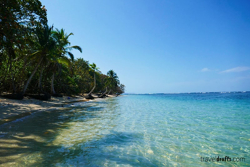 Panama Travel - Bastimentos Island in Bocas del Toro