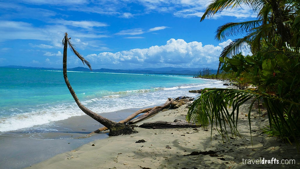 Beaches in Cahuita National Park Costa Rica 4 travel tips that allow you to travel more