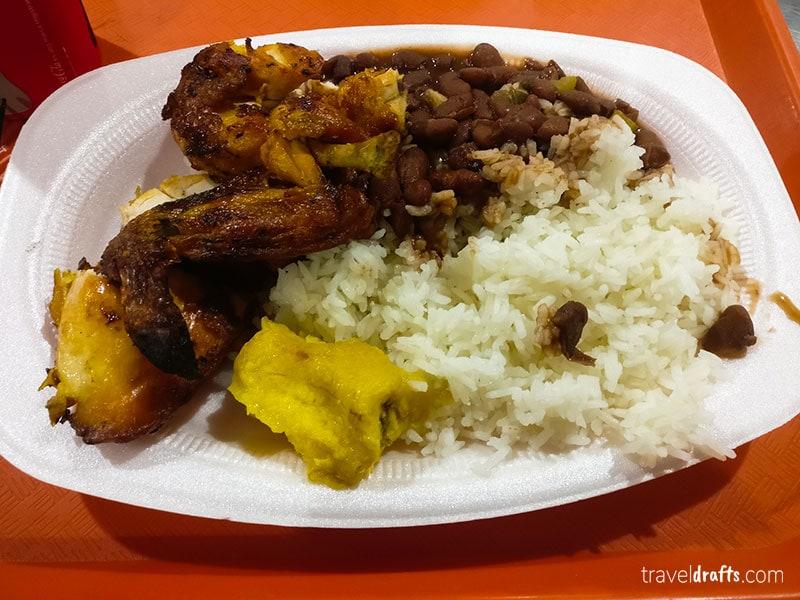 O que comer no Panamá
