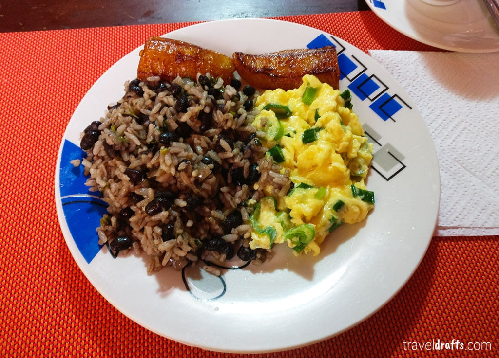 Things to know when going to Costa Rica -What to eat in Costa Rica