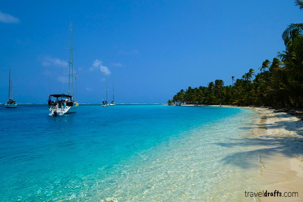 How are the San Blas Islands
