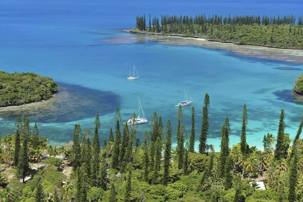 Where to go in New Caledonia