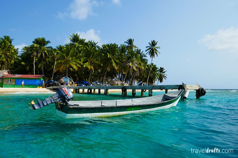 How to go to the San Blas Islands