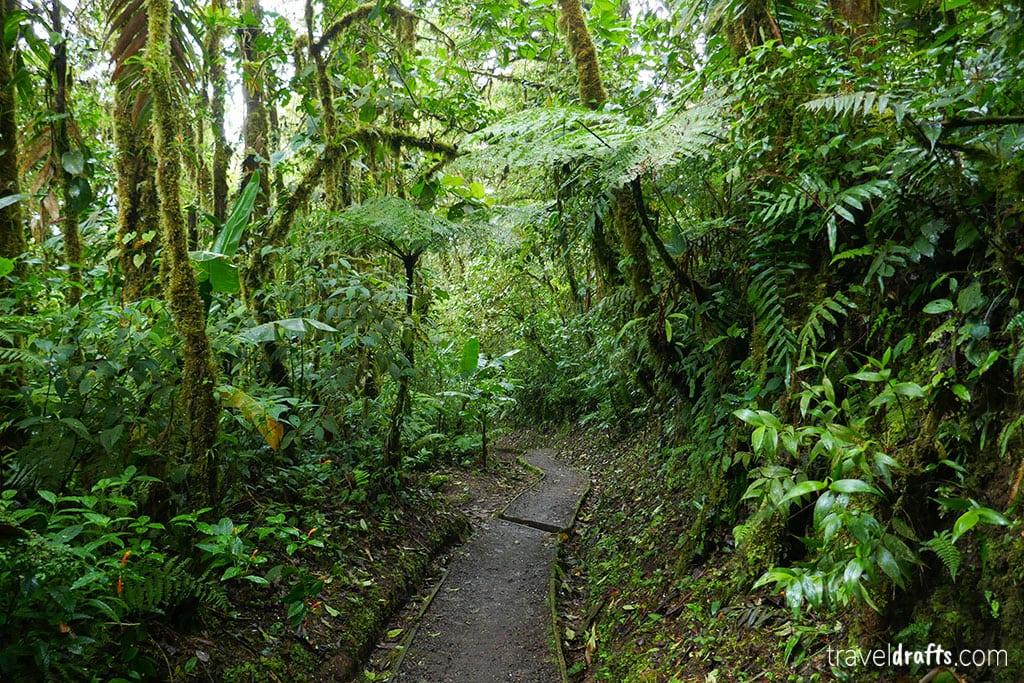 Travel guide Costa Rica