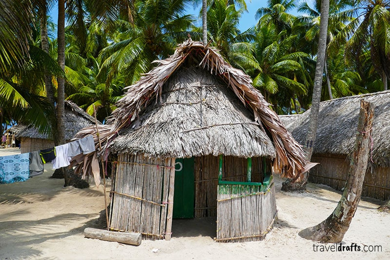 accommodations in San Blas