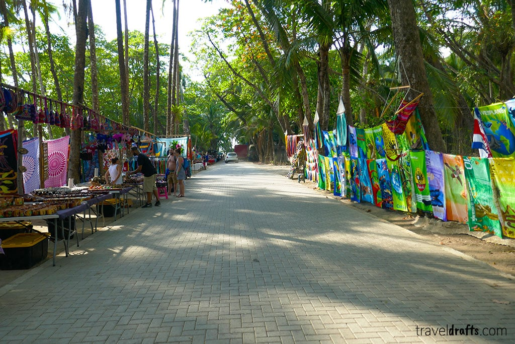 Dominical, off the beaten path in Costa Rica
