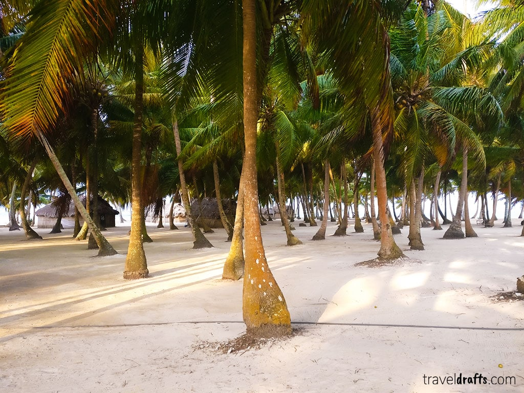 How to travel to San Blas