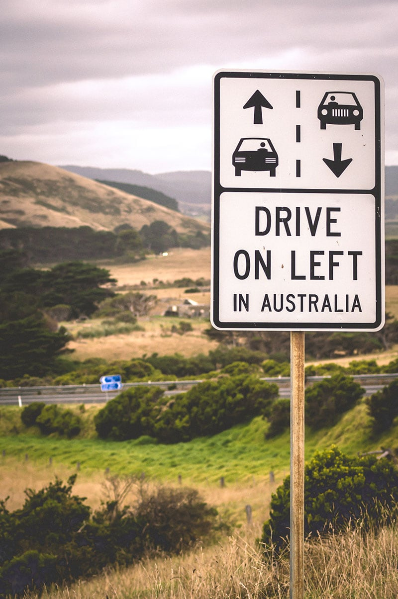 easiest ways to travel around Australia