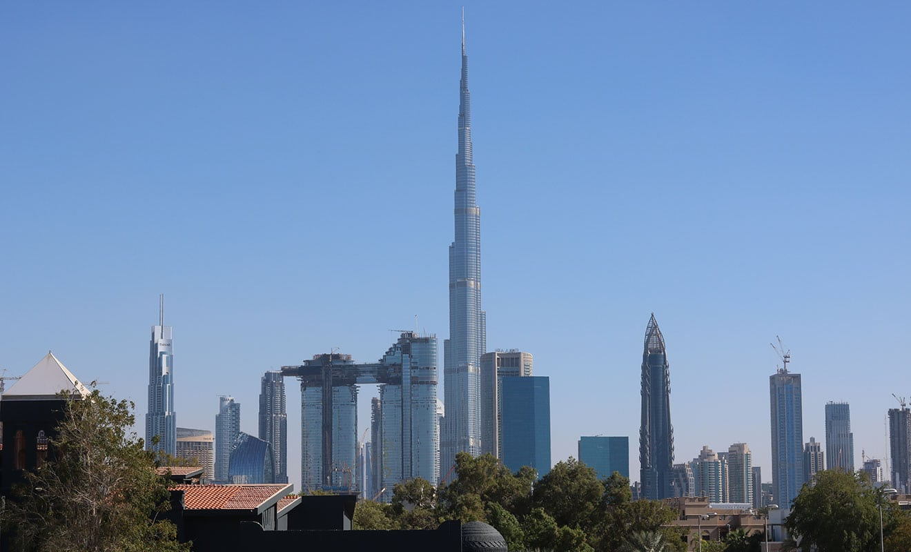 What is UAE famous for?