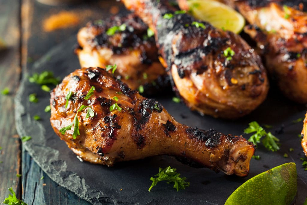Chicken Jerk - one of the reasons Jamaica is known for