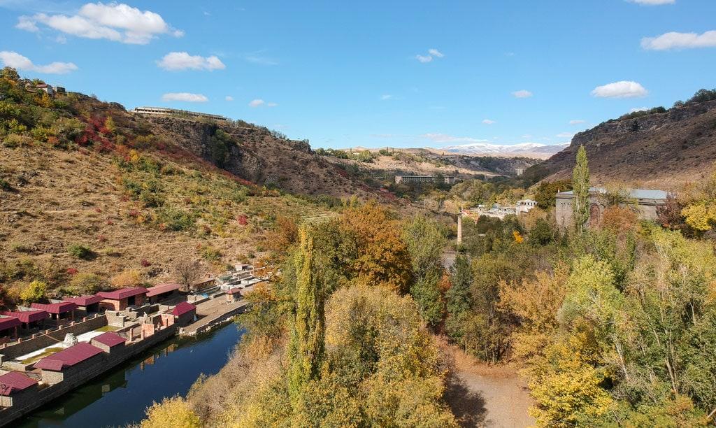 Yerevan day trips - Arzni