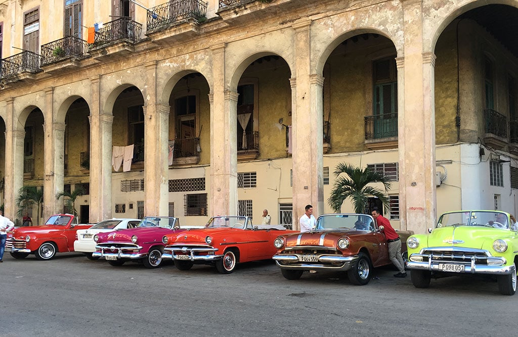What is Cuba famous for?