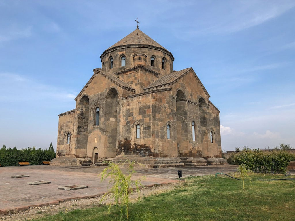 Echmiadzin is one of the easiest and shortest day trip from Yerevan