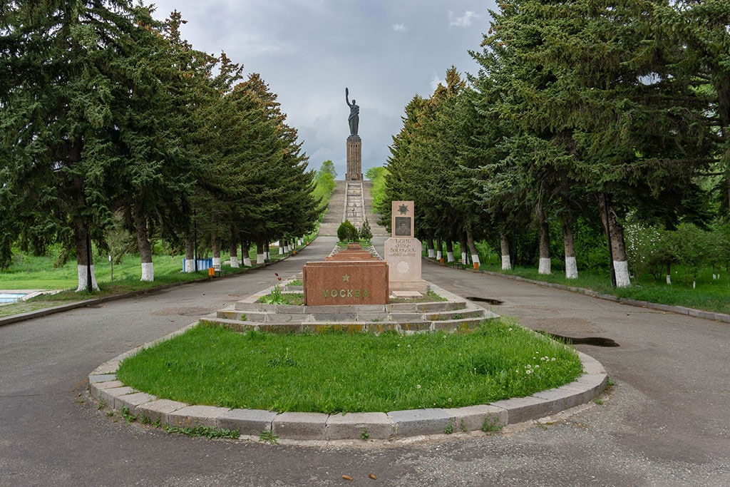 Gyumri is of the most popular day trips from Yerevan