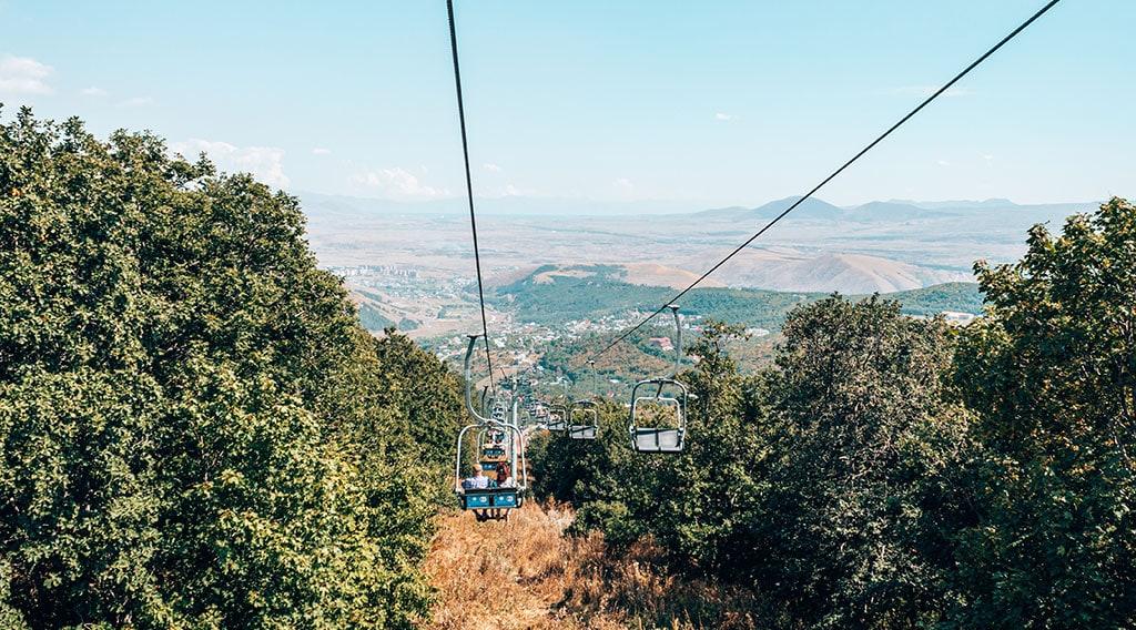 Tsaghkadzor Day trip form Yerevan