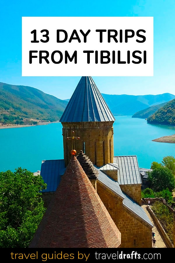 Day trips from Tibilisi