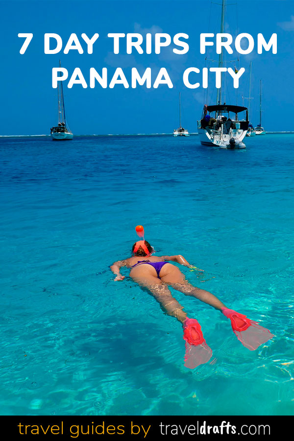 Day trips from Panama
