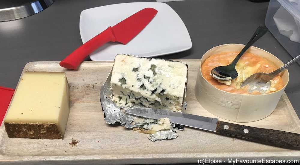 What is France Famous for? The Cheese