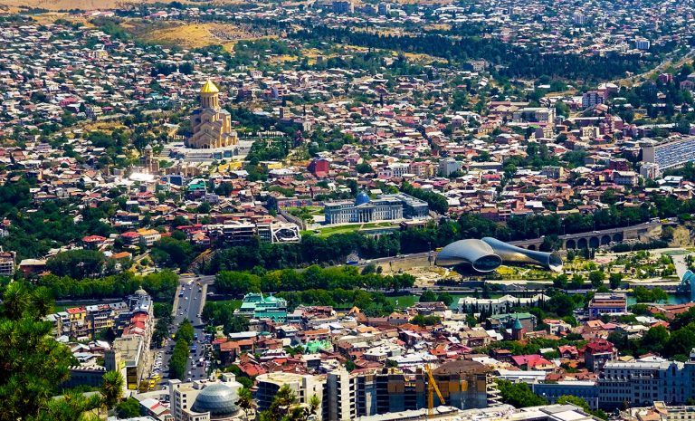 How To Go From Tbilisi Airport To City Center