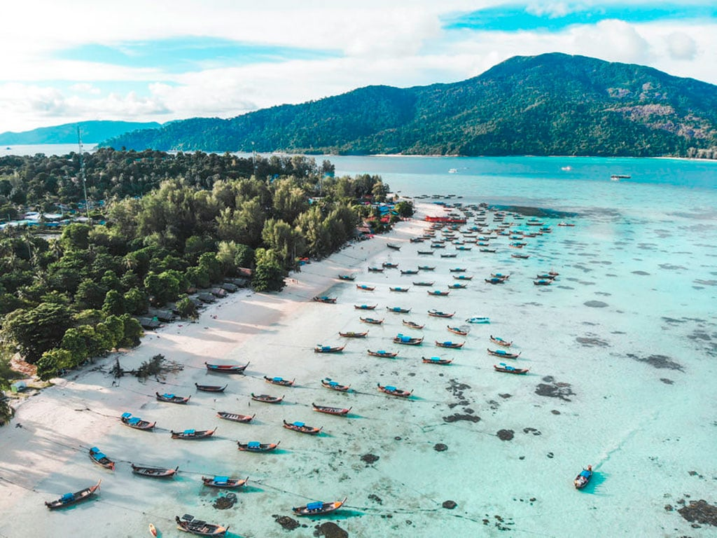 famous facts about Thailand