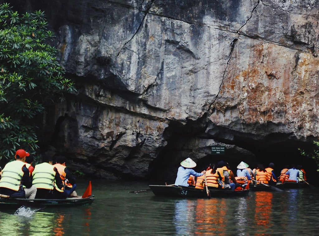 What is Vietnam known for? the caves