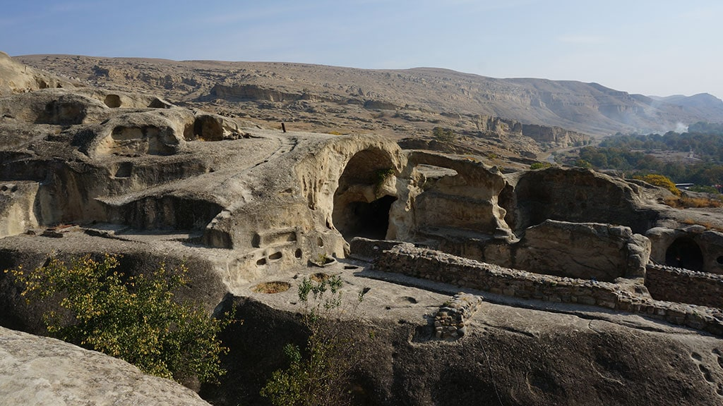 Uplistsikhe and Gori together are one of the Tbilisi day trips