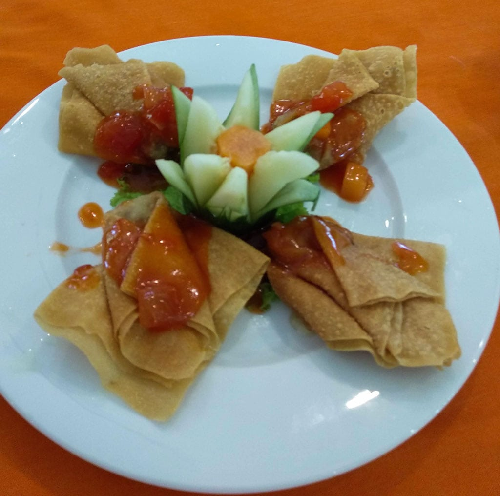 What is Vietnam famous for? The famous food...