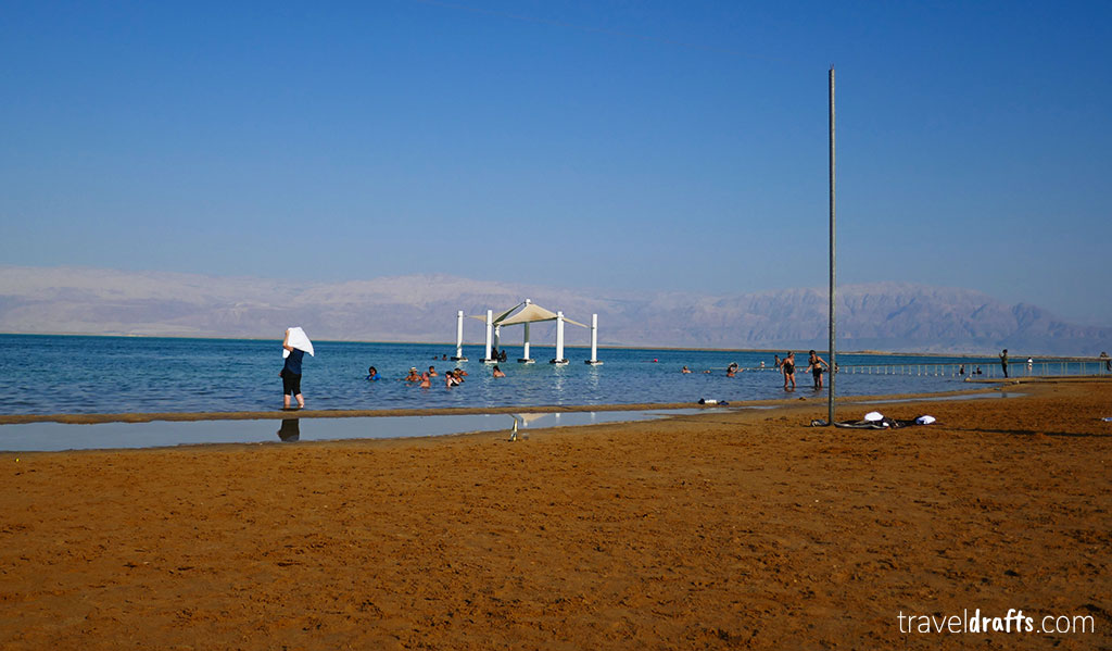 Viagem Israel - Mar Morto