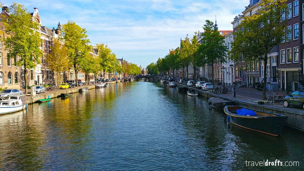 Layover In Amsterdam Where in Europe is this?