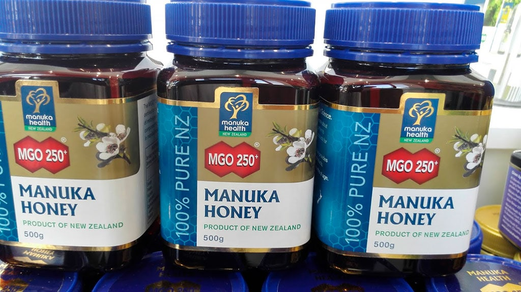 What is New Zealand famous for? The unique Manuka Honey