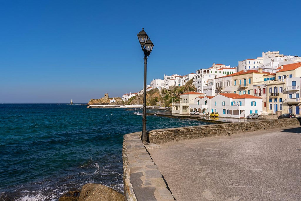 What is Greece famous for? The Greek Islands