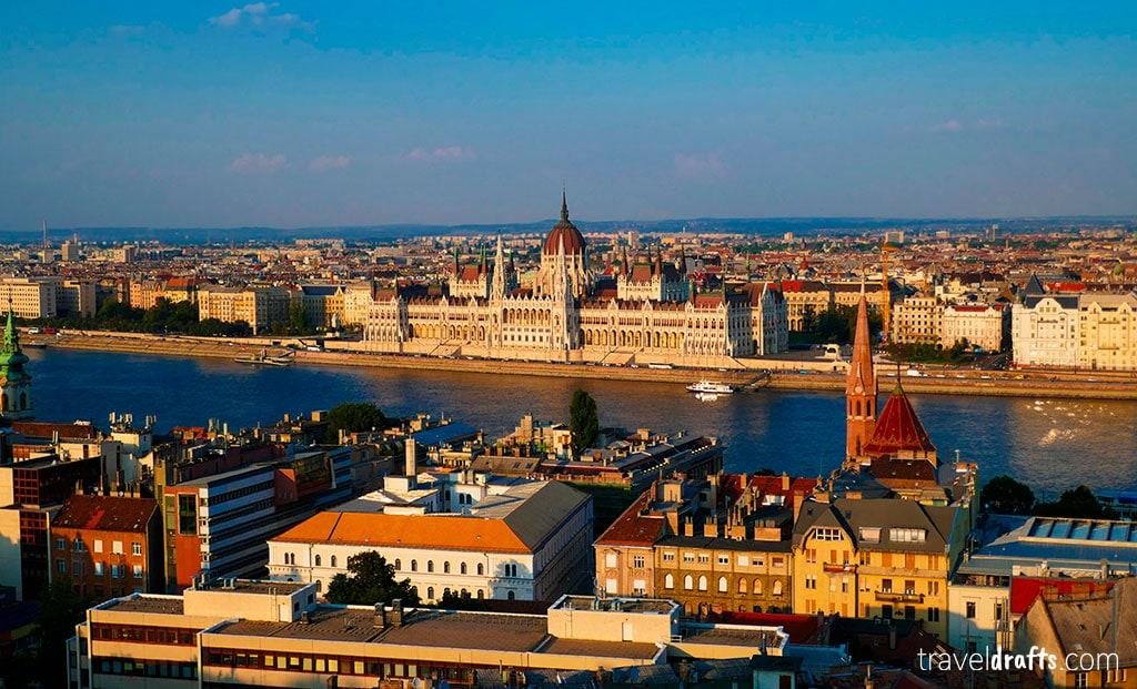 Budapest vs Vienna