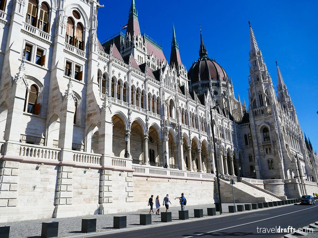 Budapest Parliament The world's most romantic retreats