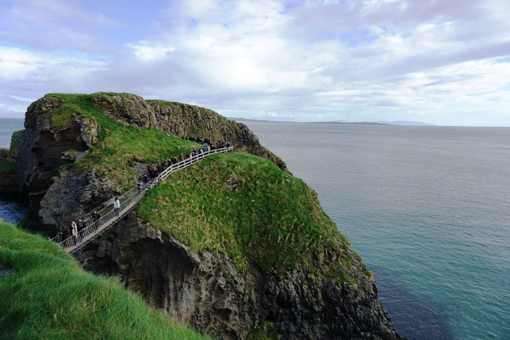 Cool hikes near Dublin