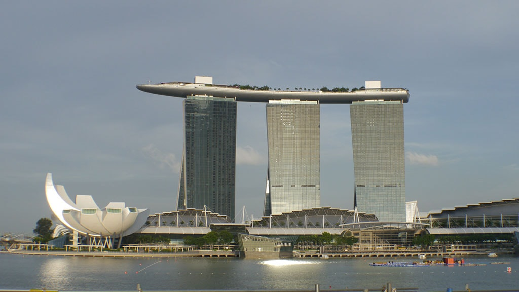 What is Singapore known for