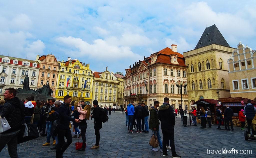 Best Central European Capital?