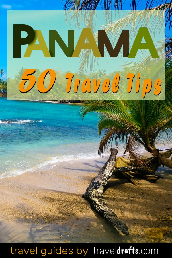 50 things about Panama