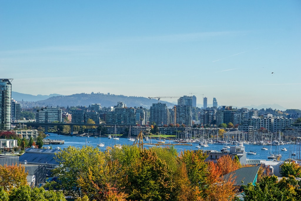 Vancouver Port - What is Canada known for?