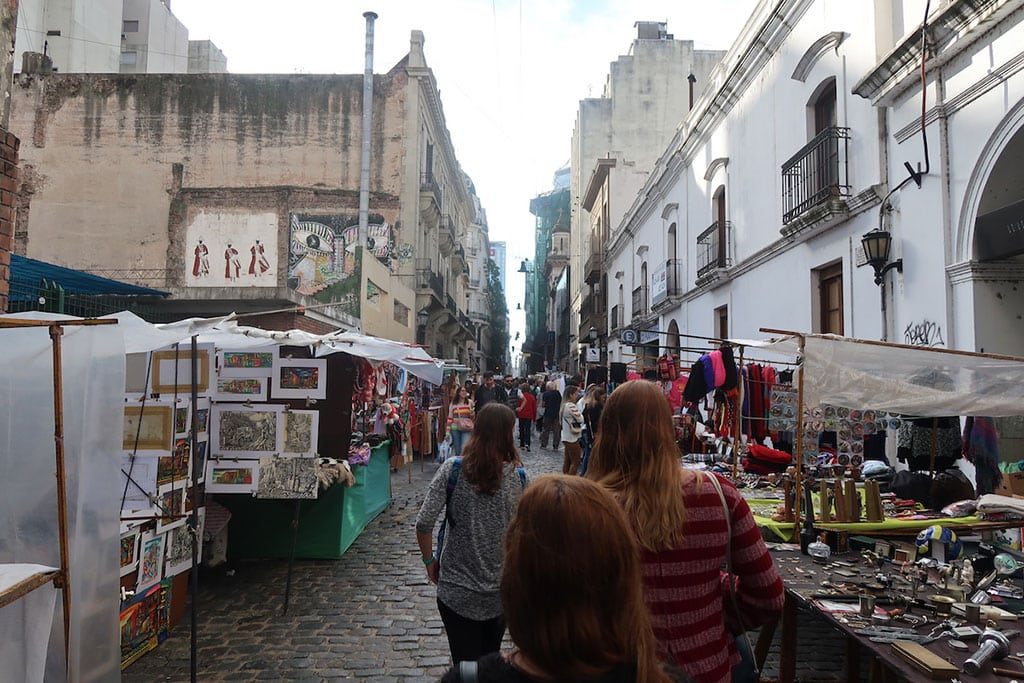 Buenos Aires is one of the most famous things about Argentina